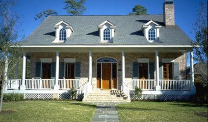 21st century louisiana style cottage chelsea